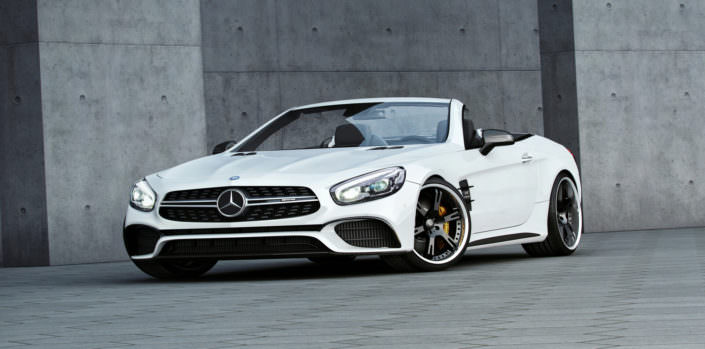 21inch 6sporz wheels mercedes sl63 amg
