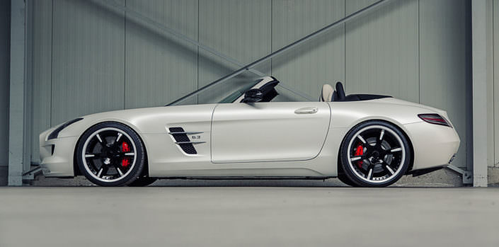 staggered 20/21 inch 6sporz wheels on sls amg roadster