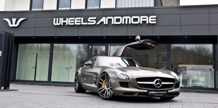 custom wheels 21inch mercedes sls amg