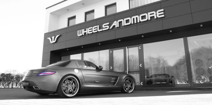 21 inch wheels sls mag tuning wheelsandmore