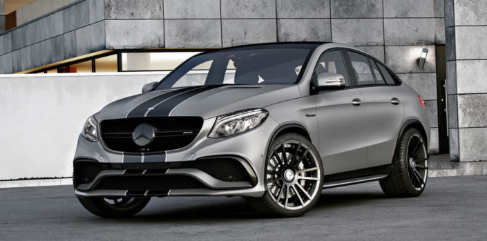 grey gle 63amg with 22 icnh fiwe wheels