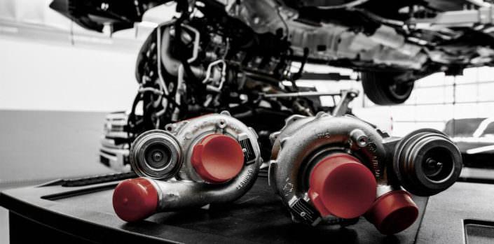 upgrade turbochargeres amg mercedes bigbang kit 792hp