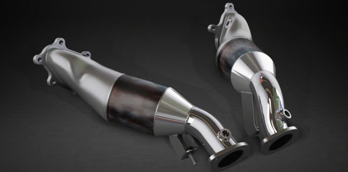downpipes 2017 nissan gtr
