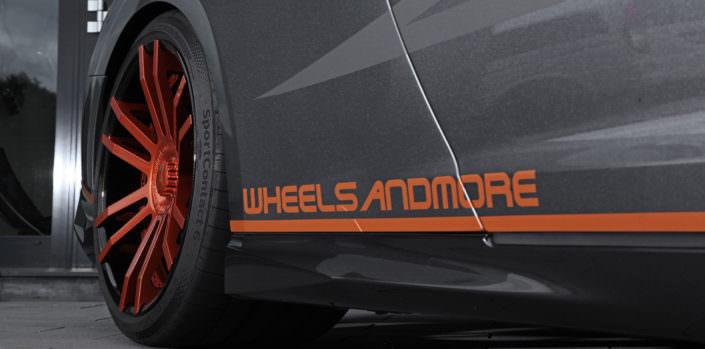 11x21 inch wheel fiwe rear axle gtr