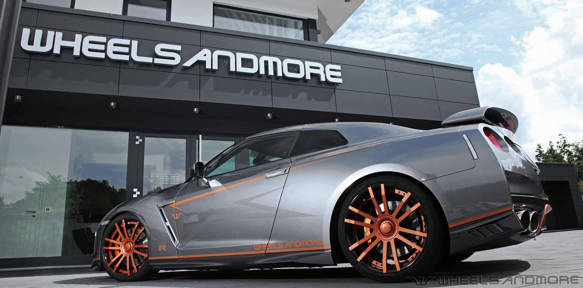 Nissan GTR Tuning from Germany by Wheelsandmore › Wheelsandmore Tuning