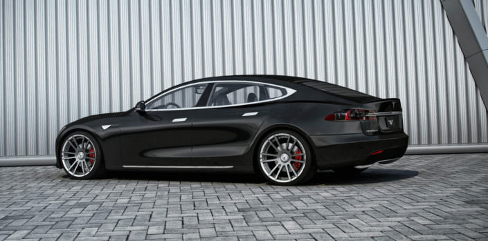 tesla s wheels concave multipart 21 inches