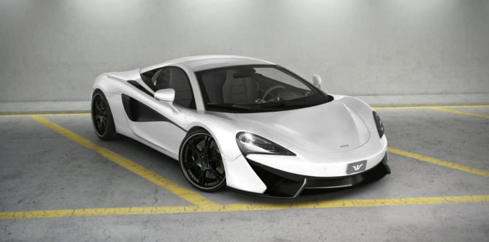 mc laren 570s with 20 and 21 inch 6sporz wheels