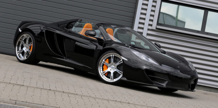 wheelsandmore tuning mclaren mp4-12c conversion with 700hp