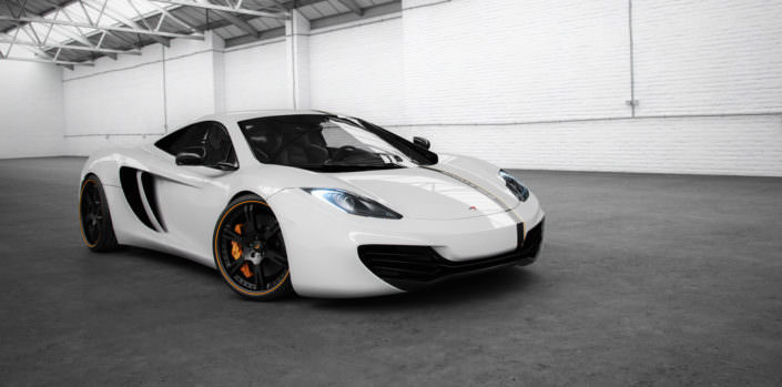 mp4-12c tuning with 20/21 inch wheels 6sporz