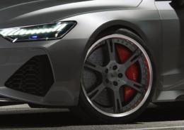 carbonlook surface on 6Sporz² wheels
